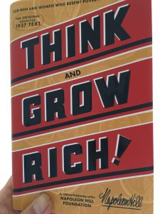 Napoleon Hill Think And Grow Rich Book Review