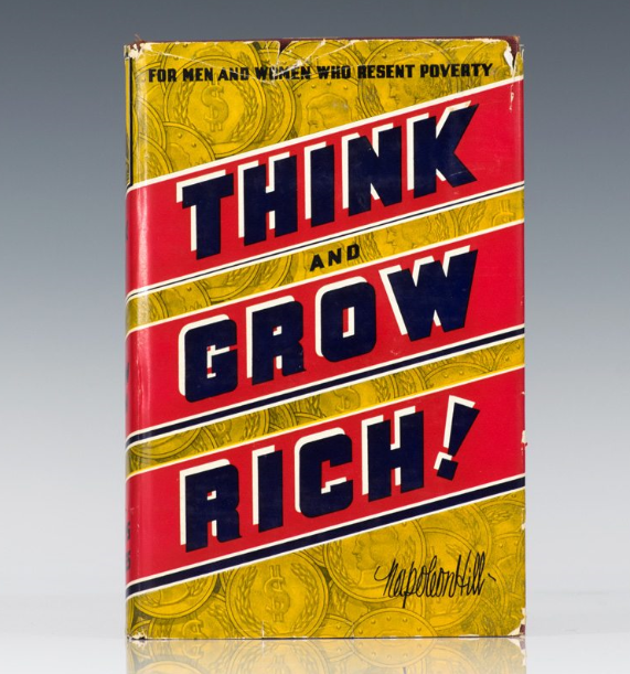 Napoleon Hill Think And Grow Rich Review