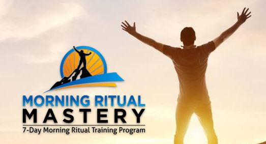 Morning Ritual Mastery Banner