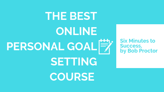 Best Online Personal Goals Setting Course