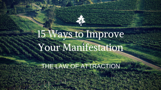 Ways to Improve Manifestation