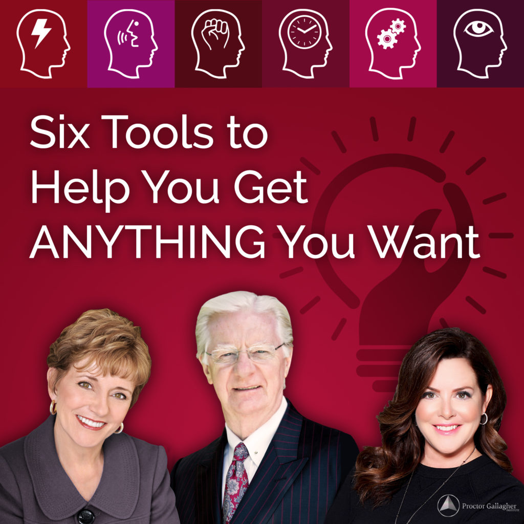 Six Tools to Help You Get Anything You Want