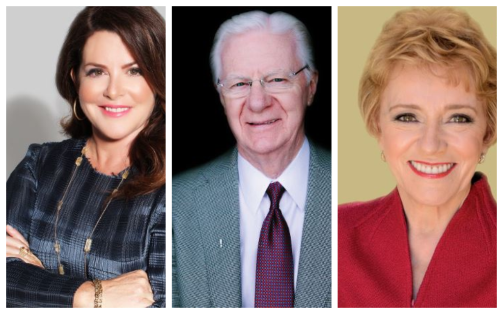 Sandy Gallagher ; Bob Proctor ; Mary Morrissey
