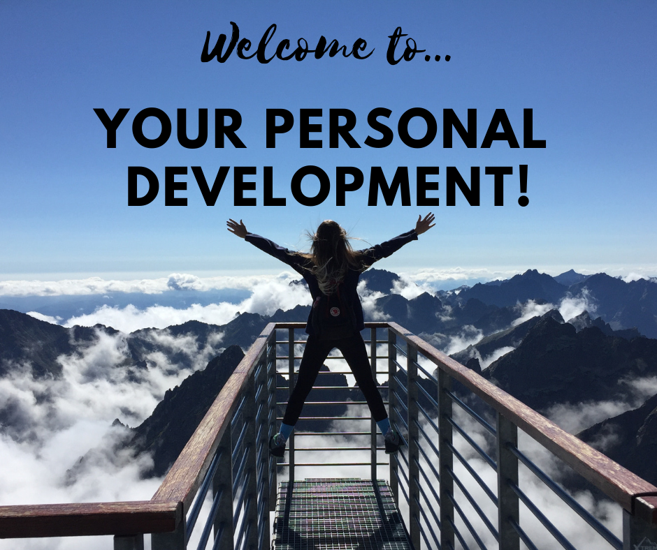 Welcome to Your Personal Development