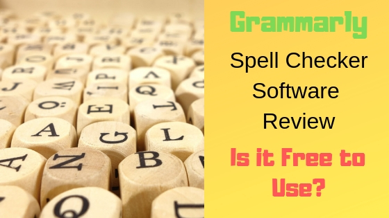 Grammarly - Is it Free to Use?